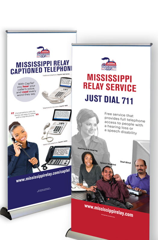 Promote or advocate our accessible telecommunication services.